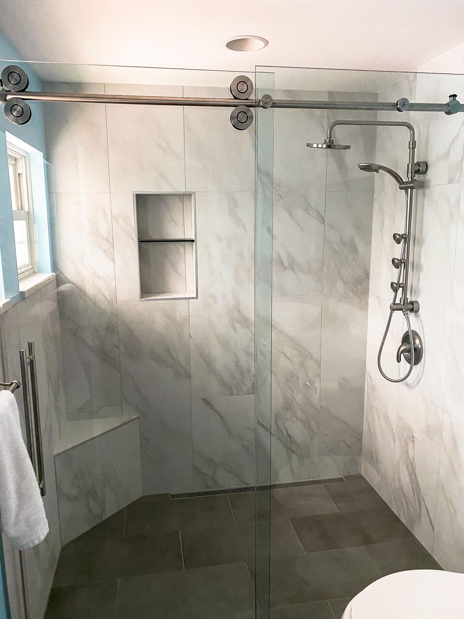 Ortega Bath Remodel