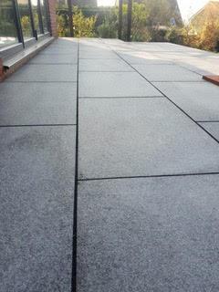 Granite Paving - Colehill