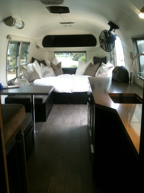 Able And Baker Design The Airstream Gorgeous Airstream Interior Design Ideas  ...