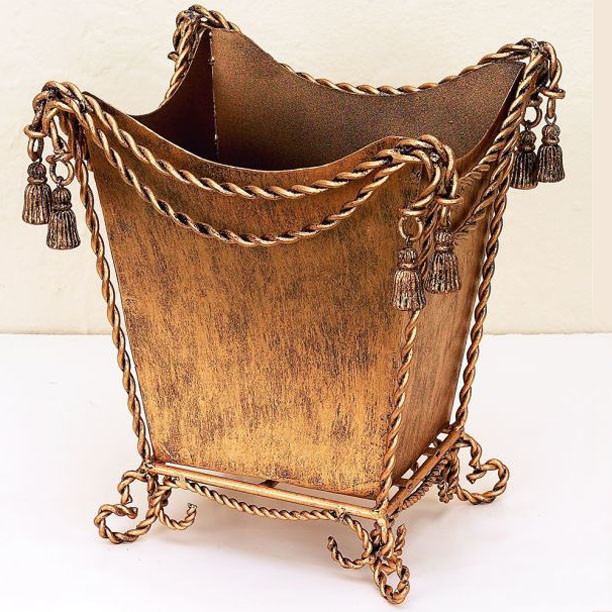 Antique Gold Bathroom Accessories Bathroom Design Ideas  Large size of Bathroom Waste Baskets. Bathroom Waste Baskets Decorative