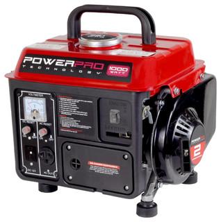 PowerPro 2-Stroke Generator, 1000-Watt, Gas-Powered