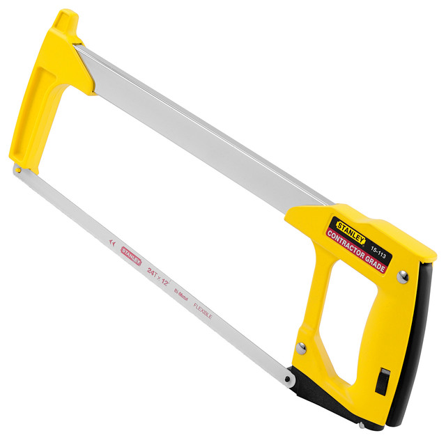Stanley Hand Tools 15-113 High Tension Hacksaw.