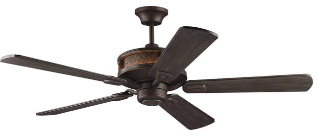 Artizan Indoor Ceiling Fans, Roman Bronze.