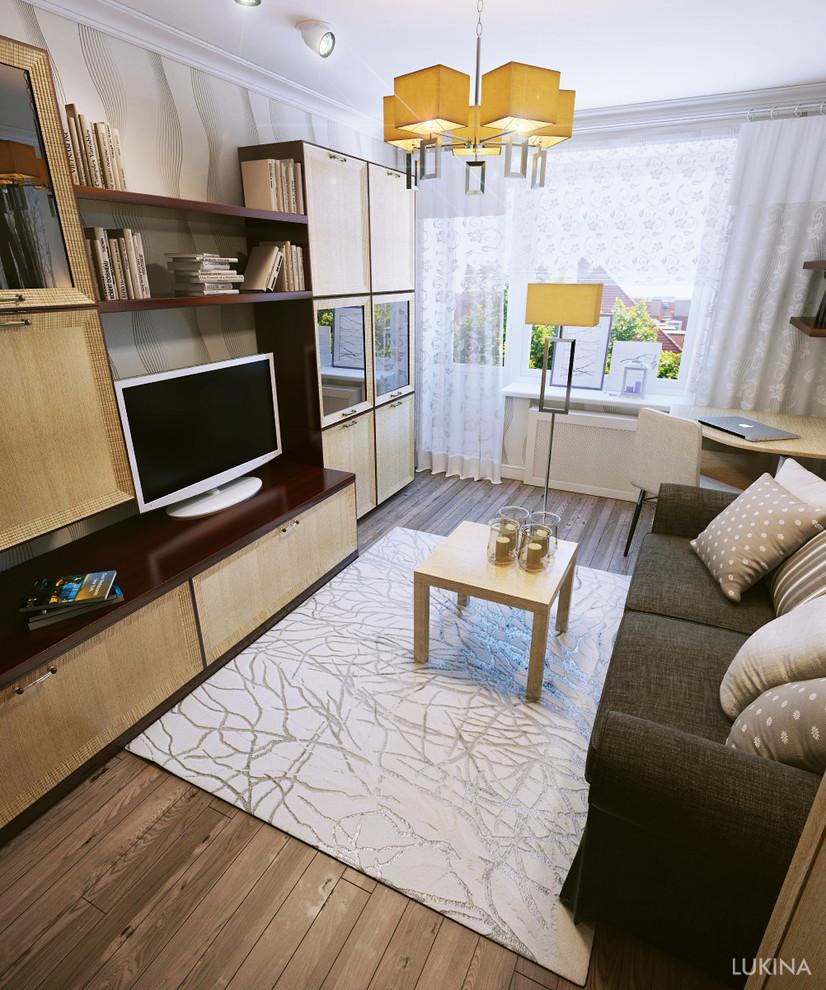Визуализации квартиры
