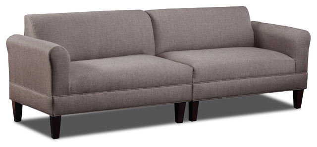 Briley 2 Piece Sectional, Linen.
