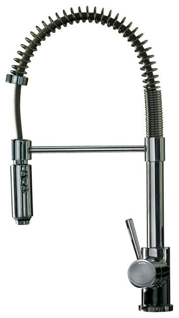 evo kitchen sink mixer contemporary kitchen faucets - Kitchen Sink Mixers