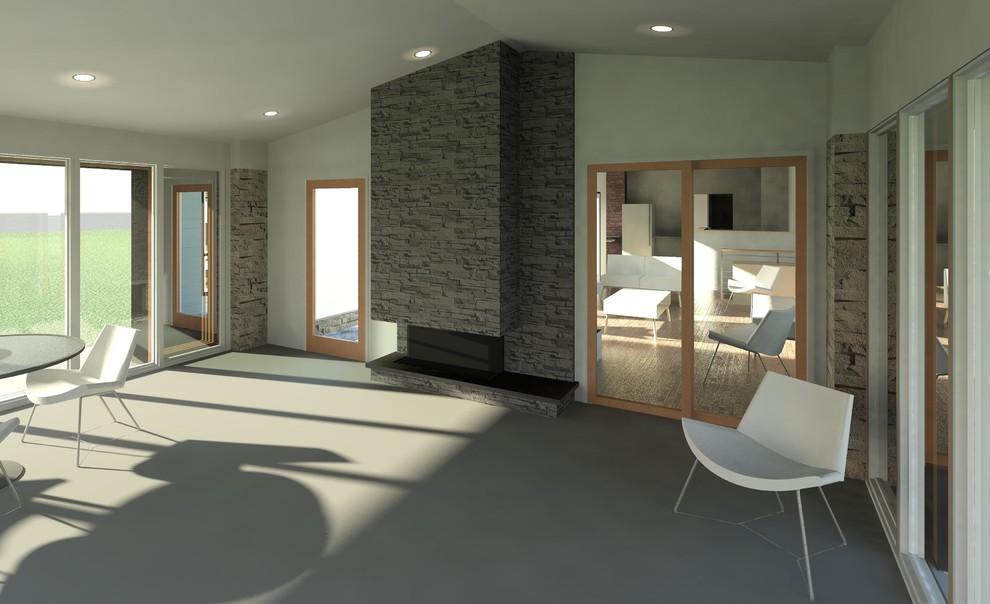 On the Boards~Lexington Residence