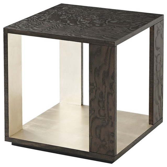 0cc90c5355 Modern Cube Side Table - Contemporary - Side Tables And End Tables - by  English Georgian America