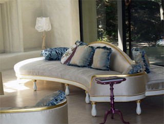 Wappo Hill Estate Eclectic Sofas San Francisco By