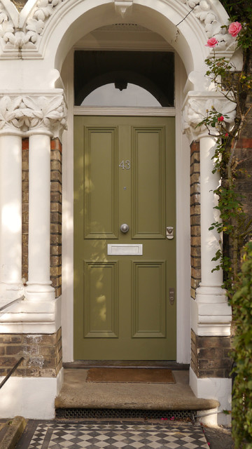 Front Doors - Traditional - London - by The London Door Company