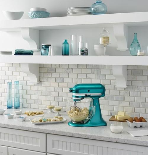 Kitchenaid Color Names kitchenaid mixer - sea glass or azure blue