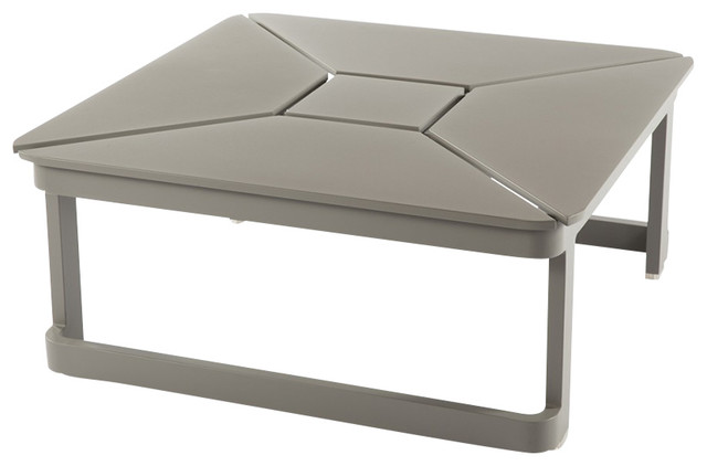 The Lorenz Extendable Coffee Dining Table Modern Outdoor Tables