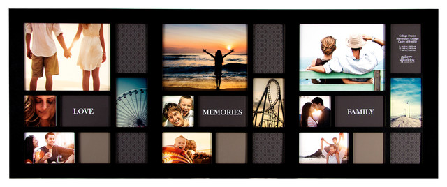 24 Opening Collage Picture Frames By Pinnacle Frames