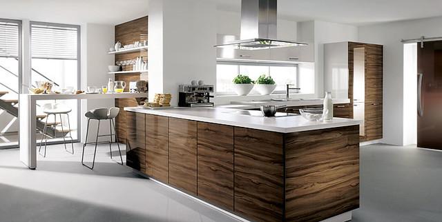 The creation of a modern kitchen ideas.   Home Improvement Ideas
