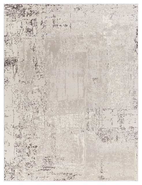 Surya Nuage Nua1006 Brown Contemporary Area Rug, Rectangular 7&x27;10x10&x27;6.