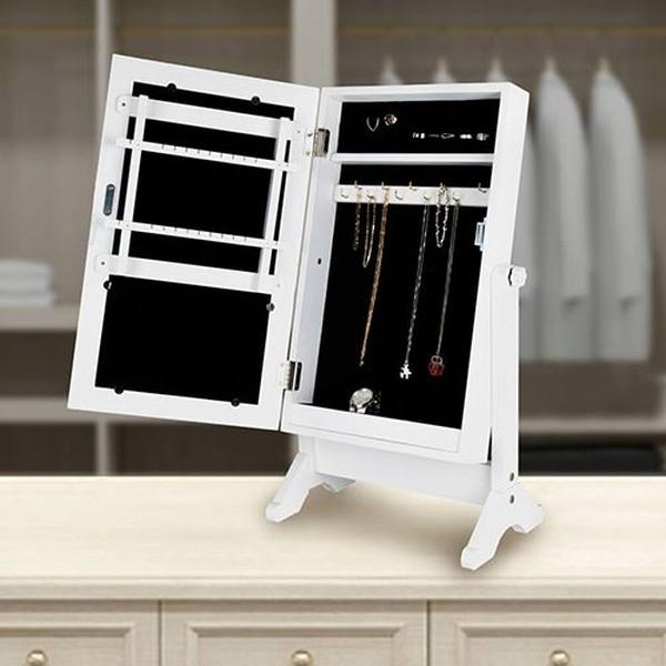 miroir avec rangement bijoux moderne bo te bijoux autres p rim tres par danoa. Black Bedroom Furniture Sets. Home Design Ideas
