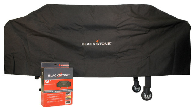 "Blackstone 36"" Black Griddle And Grill Cover."