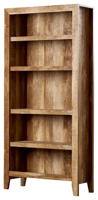 Standard  Adjustable Four-Shelf Bookcase.