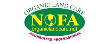 Peter Atkins and Will Barnhart are Accredited Organic Land Care specialist