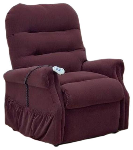 Camo Lift Chair: Med Lift Three-Way Reclining Lift Chair