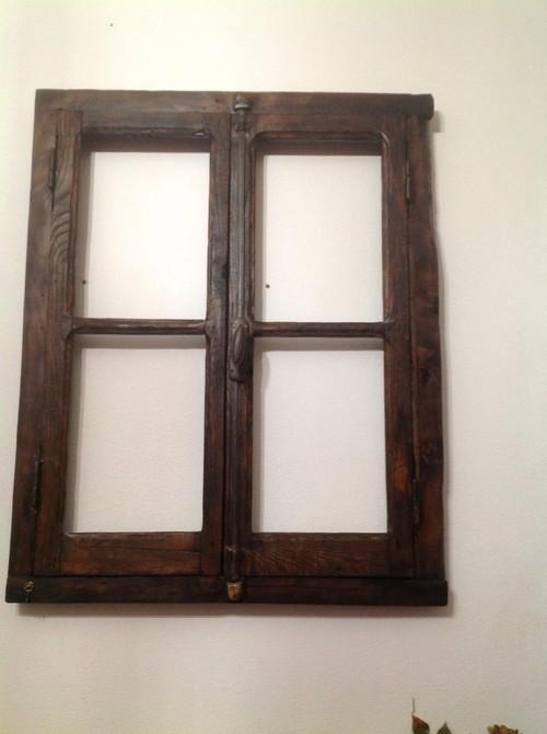Vecchie finestre - Guarnizioni finestre vecchie ...