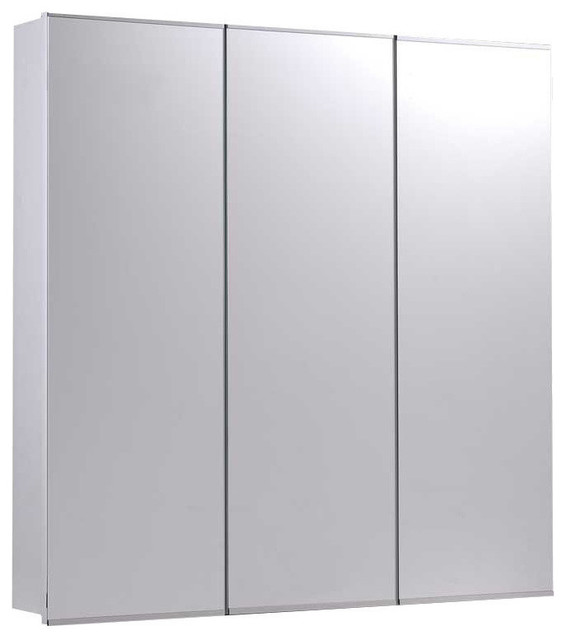 Mirrored Side Kit-Tri View Series - Medicine Cabinets - by Ketcham Medicine Cabinets