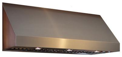 elica calabria range hood stainless steel 42x25x18 hood calabria stainless steel