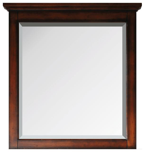 Avanity tropica 31quot mirror tropical bathroom mirrors for Tropical bathroom mirrors