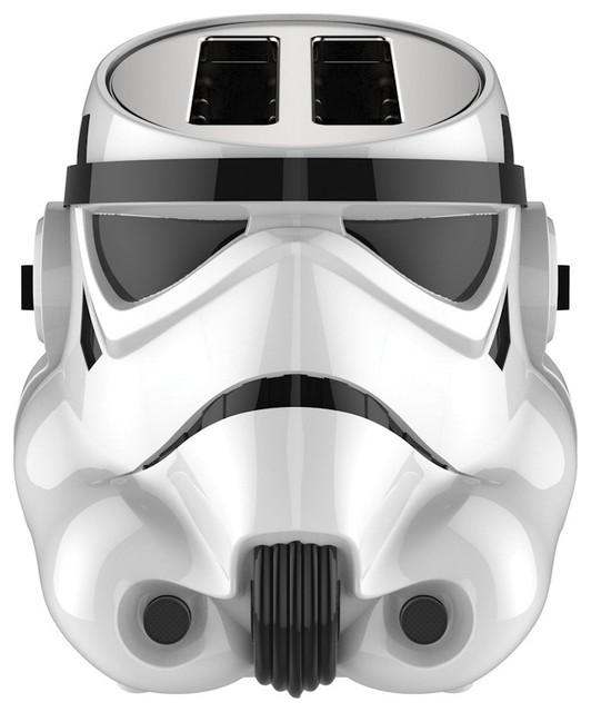 Disney Star Wars Rogue One Stormtrooper Branding Toaster.
