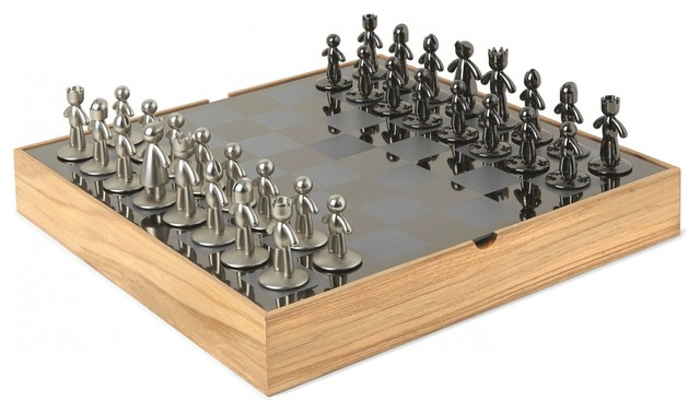 Buddy Chess Set Contemporary Board Games And Card