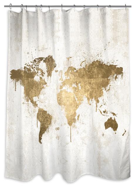 Mapamundi White Gold\