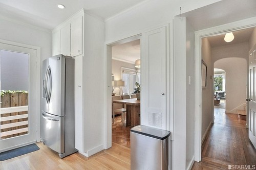 Kitchen is 14 5  wide by 9  deep  dining room is 11 5  wide by 13 4  deep. Should I combine Kitchen   Dining Room into one large room