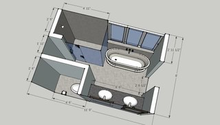 Which Bathroom Layout Help Please