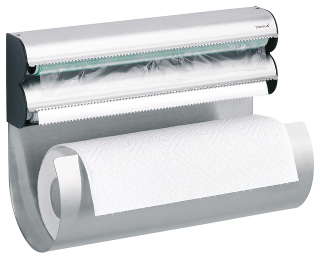 Multi-Wrap Storage - Modern - Paper Towel Holders - by SKS-USA