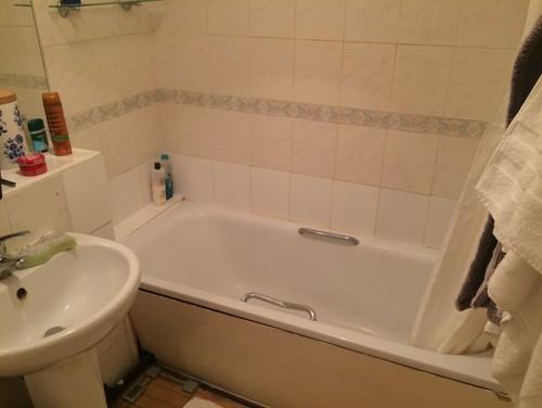 Old Bathroom Needs A Revamp