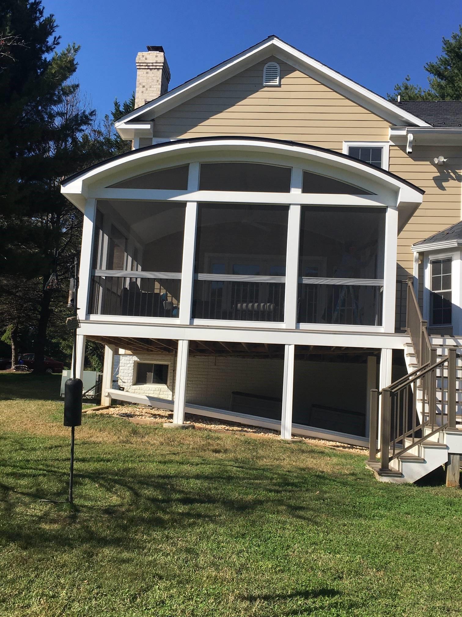 2nd Story Addition & Interior Renovations