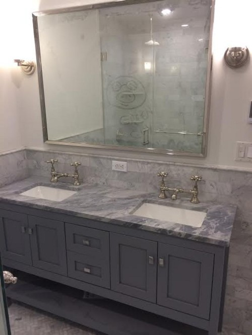 Excellent Vinyl Wall Art Bathroom Quotes Thin Kitchen Bath Showrooms Nyc Flat Calming Bathroom Paint Colors Ice Hotel Bathroom Photos Youthful Ensuite Bathroom Design Ireland GreenCost For Bathroom Flooring Help With Tight Master Bath: 18 Inch Or 22 Inch Depth Vanity??