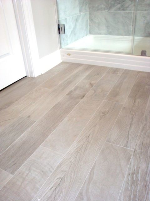 - Can You Put A Wood Floor Bedroom, Next To A Plank Wood Tile Bathroom?