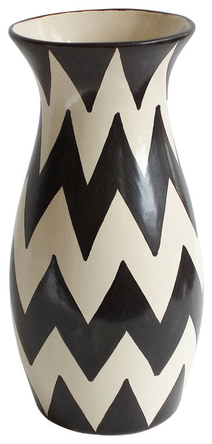Large Vase Contemporary Vases By Emilia Ceramics