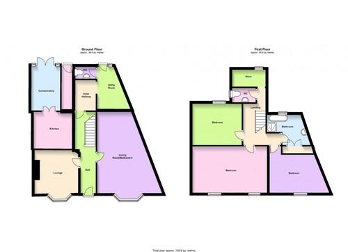 Marvelous triangular house floor plans contemporary best for Triangular house floor plans