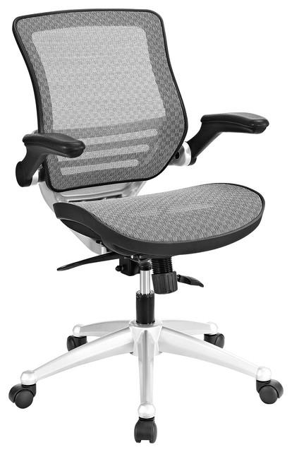 Edge All Mesh Office Chair, Gray.