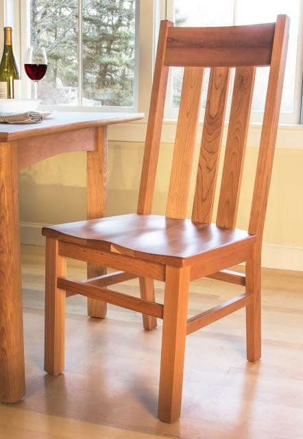 Mission Style Dining Chair View In Your Room Houzz