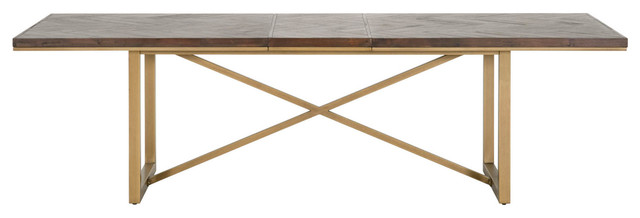 Mosaic Extension Dining Table