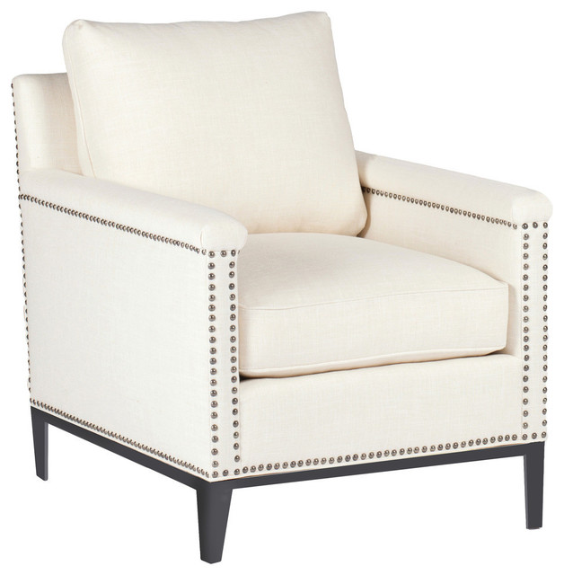 GABBY Gabby Weston Capped Arm Lounge Chair Indoor Chaise Lounge Chairs Houzz