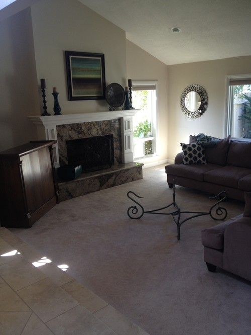 i need help with my living room just moved in