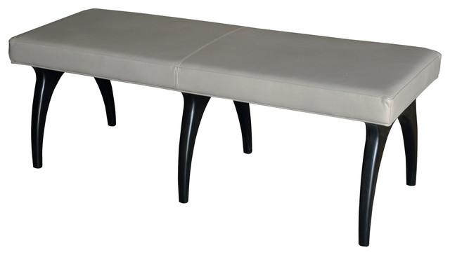 Treviso Upholstered Bench.