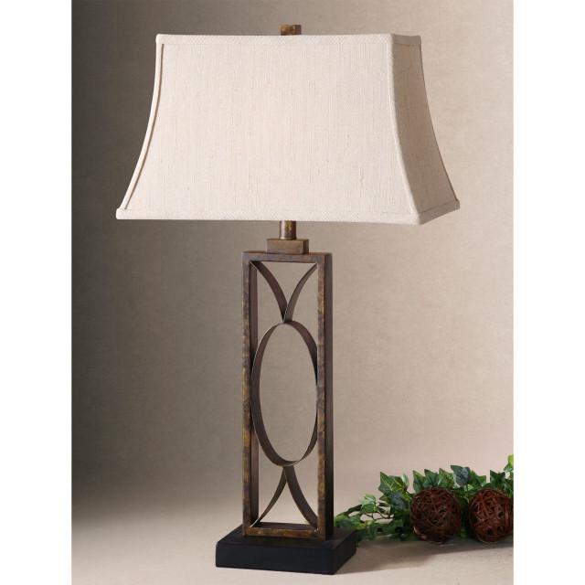 Uttermost Manicopa Table Lamp, Bronze