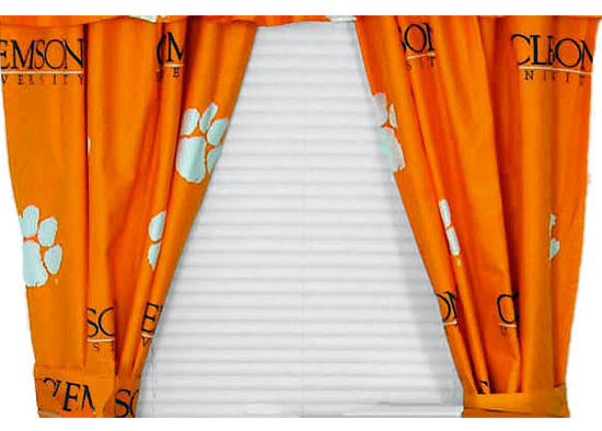 Ncaa Clemson Tigers Dry Panels 4 Piece Cotton Set