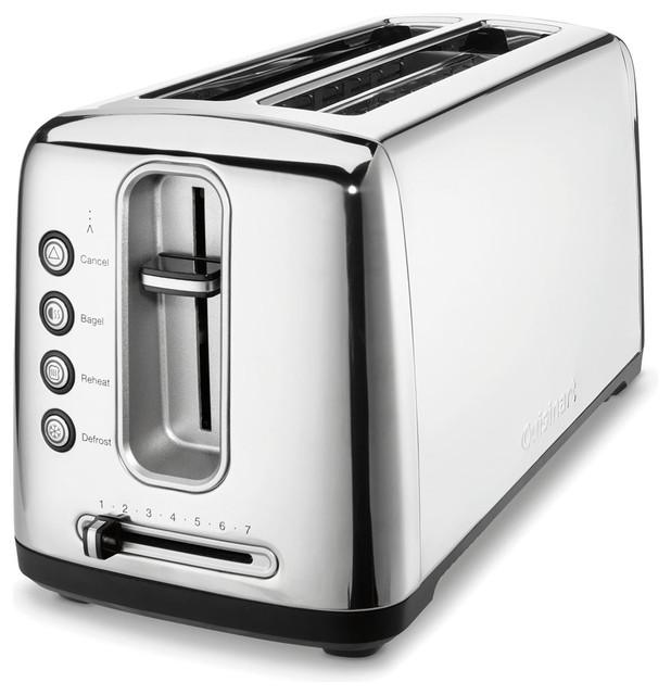 The Bakery Artisan Bread 2-Slice Toaster.