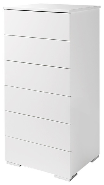 Basic Tall Chest - Contemporary - Accent Chests And Cabinets - by YumanMod